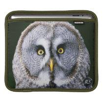 Owl 2 iPad Sleeve