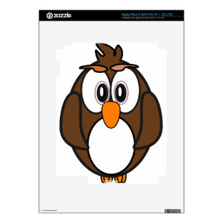 owl #2 skins for iPad 3