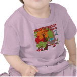 Owl 2nd Birthday T-shirts and Gifts