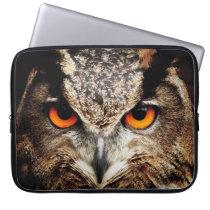 Owl 3 Laptop Sleeve