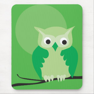 owl 3 mouse pad