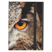 Owl 3 Powiscase iPad Air Cases