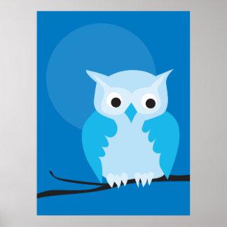 owl 4 print
