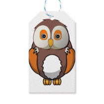 Owl #5 gift tags