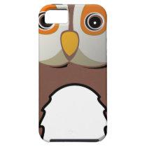 Owl #5 iPhone SE/5/5s case