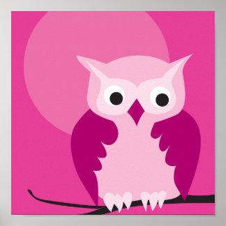 owl 9 print