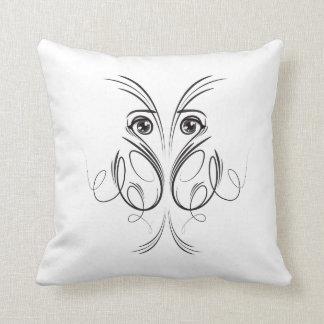 Owl Abstract American MoJo Pillows