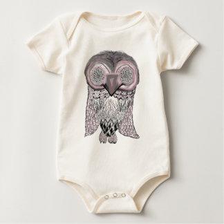 Owl - Abstract Shirt