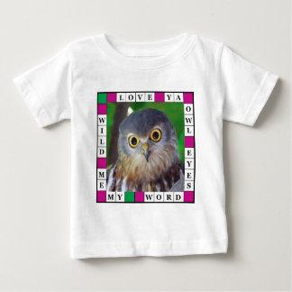 Owl-alishush Baby T-Shirt