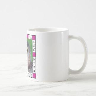 Owl-alishush Classic White Coffee Mug
