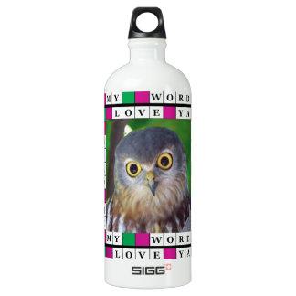 Owl-alishush SIGG Traveler 1.0L Water Bottle