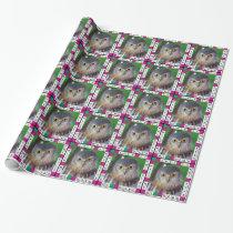 Owl-alishush Wrapping Paper