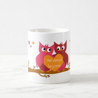 Owl Always Be Yours Coffee Mug