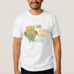 Owl Always Love Jesus Shirt