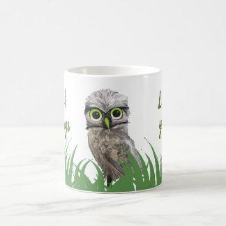Owl Always Love You Burrowing Owl Art Coffee Mug