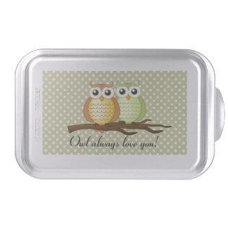 Owl Always Love You Cake Pan