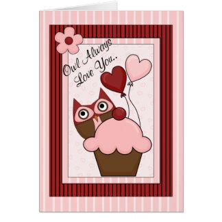 Owl Always Love You.. Card