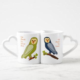 Owl Always Love You couples mug