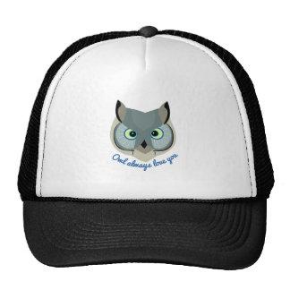 Owl Always Love You Hats