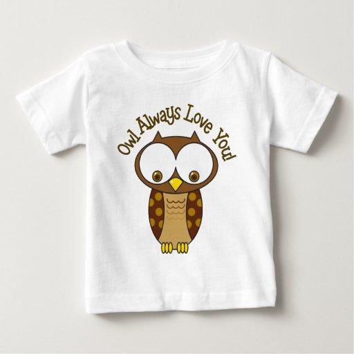 Owl Always Love You Infant T-shirt