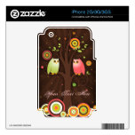 Owl Always Love You iPhone 3G Skins