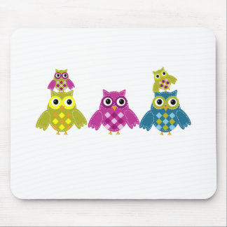 Owl' Always Love You Mouse Pad
