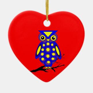 Owl Always Love You Owl Design Ornament