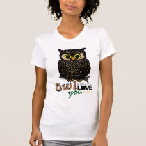 OWL always LOVE you XOXO T-Shirt