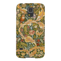 Owl and Acanthus Galaxy S5 Case