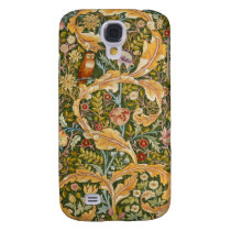 Owl and Acanthus Samsung S4 Case