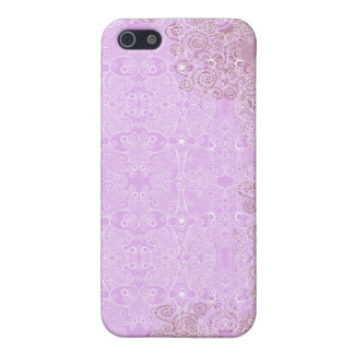 Owl and Firefly Lace Case For iPhone SE/5/5s