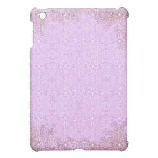 Owl and Firefly Lace Cover For The iPad Mini