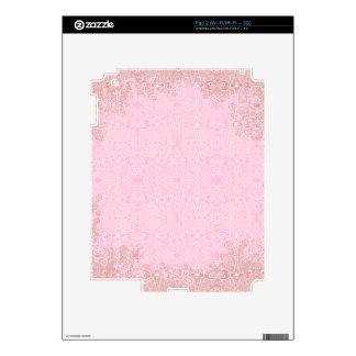 Owl and Firefly Lace iPad 2 Decal