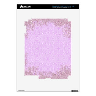 Owl and Firefly Lace iPad 3 Skins