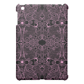Owl and Firefly Lace iPad Mini Covers
