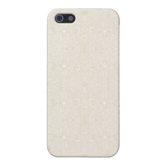 Owl and Firefly Lace iPhone SE/5/5s Cover