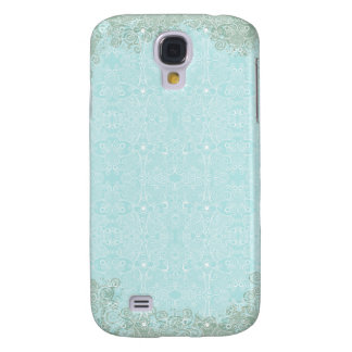 Owl and Firefly Lace Samsung Galaxy S4 Cover