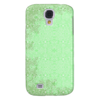 Owl and Firefly Lace Samsung S4 Case