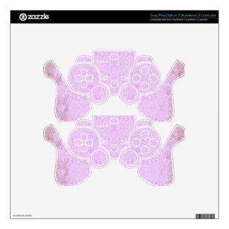 Owl and Firefly Lace Skins For PS3 Controllers