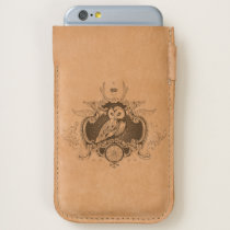 Owl and mirror iPhone 6/6S case