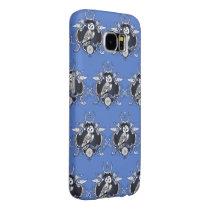 Owl and mirror samsung galaxy s6 case