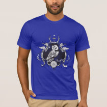 Owl and mirror T-Shirt
