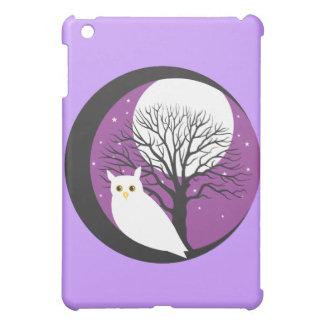 OWL AND MOON iPad MINI CASES