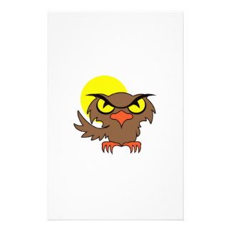 OWL AND MOON STATIONERY
