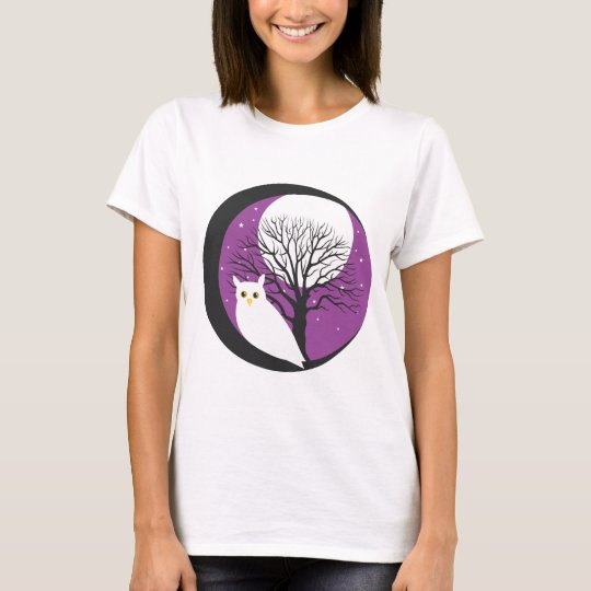 OWL AND MOON T-Shirt