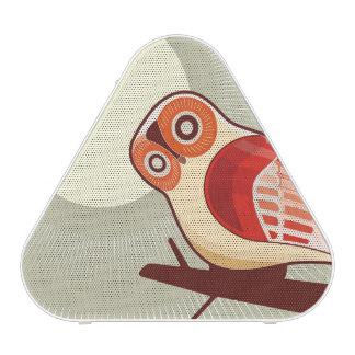 Owl And Moonlight Bluetooth Speaker