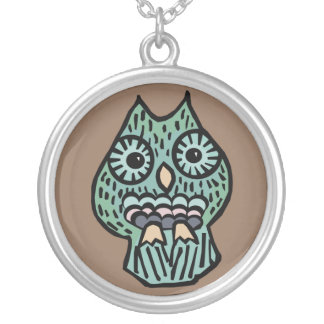 Owl and Mouse Part I Jewelry