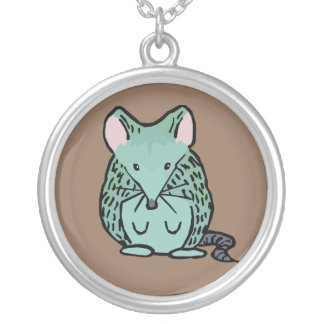 Owl and Mouse Part II Pendant