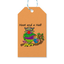 Owl and Owlet Gift Tags