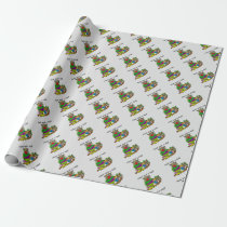 Owl and Owlet Wrapping Paper